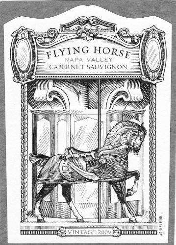 2009 Flying Horse Winery Napa Valley Cabernet Sauvignon 750Ml