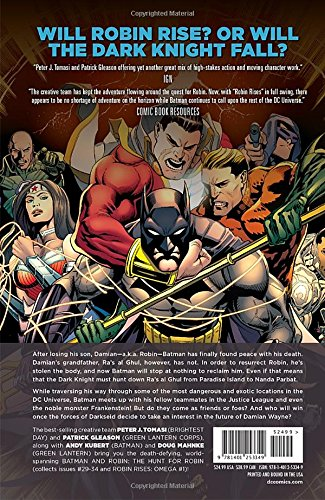 Batman and Robin Vol. 6: The Hunt for Robin (The 52) at Gotham City Store