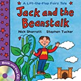 Stephen Tucker Lift-the-Flap Fairy Tales: Jack and the Beanstalk (with CD)