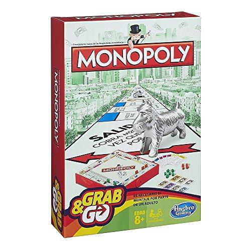 Hasbro - Juego de mesa Monopoly (B1002105) (versión española)