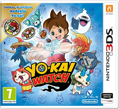 Yo-Kai Watch + Medaglia Speciale + Poster - Limited - Nintendo 3DS