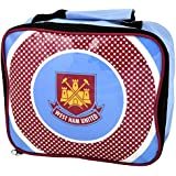 West Ham United FC Official Football Gift School Lunch Box Cool Bag (RRP£9.99!)