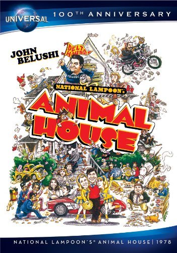 Cover art for  National Lampoon's Animal House (Widescreen Double Secret Probation Edition)