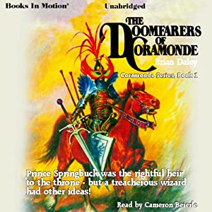 The Doomfarers of Coramonde Audiobook
