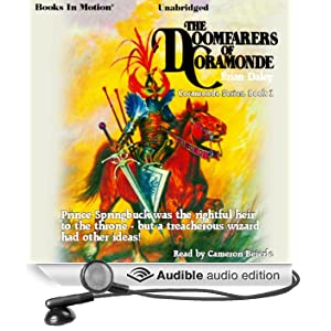 The Doomfarers of Coramonde: Coramonde Series, Book 1 (Unabridged)