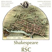 Shakespeare at the RSC audio book