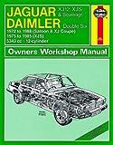 Jaguar XJ12 XJS Sovereign Repair Manual Haynes Manual Service Manual Workshop Manual 1972-1988