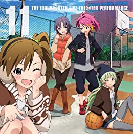 THE IDOLM@STER LIVE THE@TER PERFORMANCE 11 アイドルマスター ミリオンライブ!