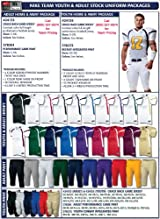 Nike Team Youth & Adult Stock Football Uniform Packages (Call 1-800-327-0074 ext. 221 to order)