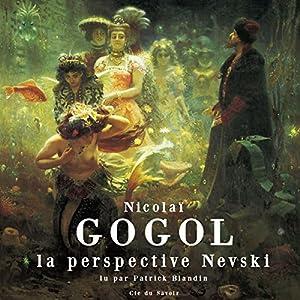 La perspective Nevski | Livre audio
