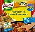 Knorr Fix für Hähnchen in Honig-Sesamsauce, 6er Pack (6 x 35 g) von Knorr bei Gewürze Shop