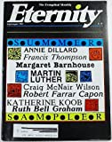 Eternity: The Evangelical Monthly, Volume 34 Number 7, July-August 1983
