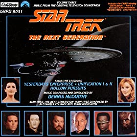 Star Trek: The Next Generation - Vol. 3