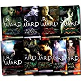 J.R. Ward J.R. Ward 9 books Pack Set RRP: £75.91 (Collection - Lover Unleashed, Lover Avenged, Lover Awakened, Lover Mine, Dark Lover, Lover Revealed, Lover Unbound, Lover Enshrined, Lover Eternal) Black Dagger Brotherhood (Black Dagger Brotherhood)