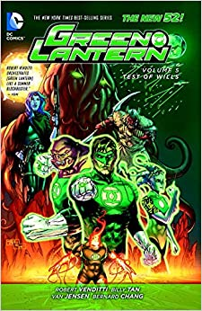 Amazon com green lantern vol 5 test of wills the new 52 green