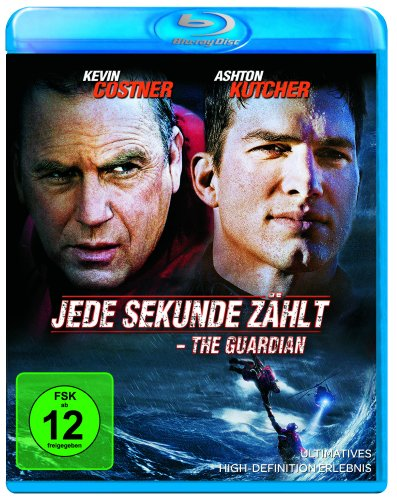 Jede Sekunde zählt - The Guardian [Blu-ray]