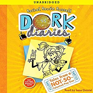 Dork Diaries 3 Audiobook
