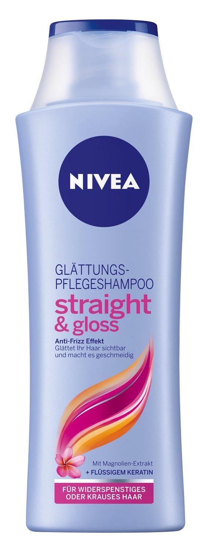 Nivea Glättungs-Pflegeshampoo Straight