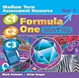 img - for Formula One Maths Medium Term Assessment Resource Year 9 by Berry Catherine Bland Margaret (2004-04-30) Hardcover book / textbook / text book