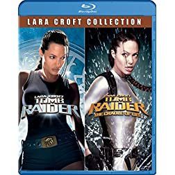 Lara Croft 2 Movie Collection [Blu-ray]