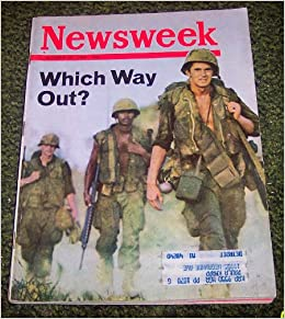 Newsweek magazine october 20 1969 vietnam which way out paperback