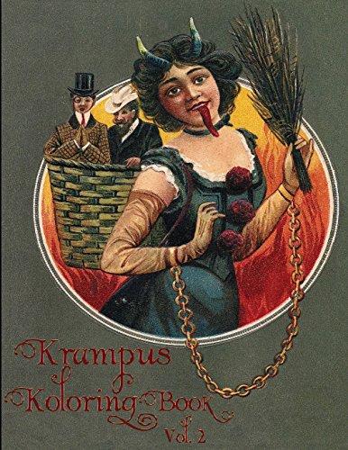 Krampus-Koloring-Coloring-Book-Vol-2-Horrid-Coloring-Books-Volume-6