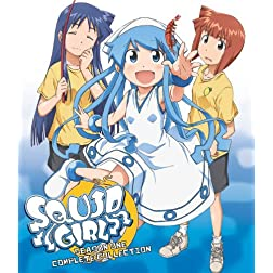 Squid Girl: Season 1 Complete Collection [Blu-ray]