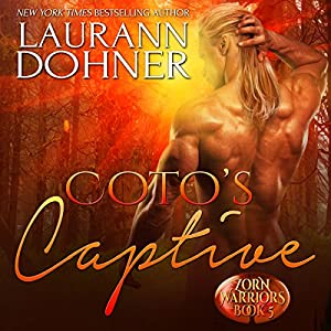 Coto's Captive Audiobook