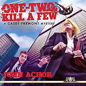 One-Two, Kill a Few Audiobook