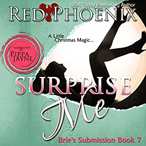 Surprise Me Audiobook