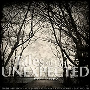 Tales of the Unexpected – Volume 2 Audiobook
