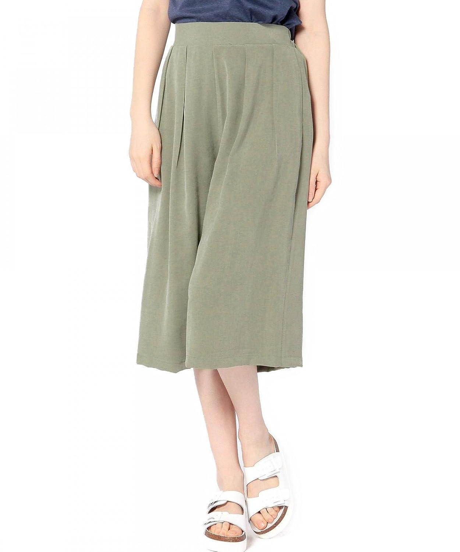 Amazon.co.jp: (アナザーエディション) Another Edition AEBC R/P GAUCHO PT 56146991957 67 Olive フリー: 服&ファッション小物通販