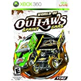 World Of Outlaws Sprint Cars - Xbox 360 ~ THQ