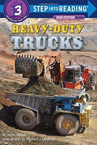 Heavy-Duty Trucks (Step into Reading) (Heavy Duty Trucks compare prices)
