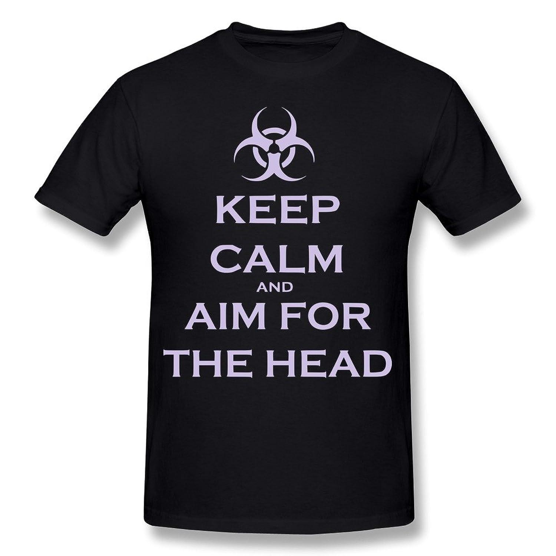 MAD Men's Tees Keep Calm Aim Head Black red mad зомфри блог глава 3