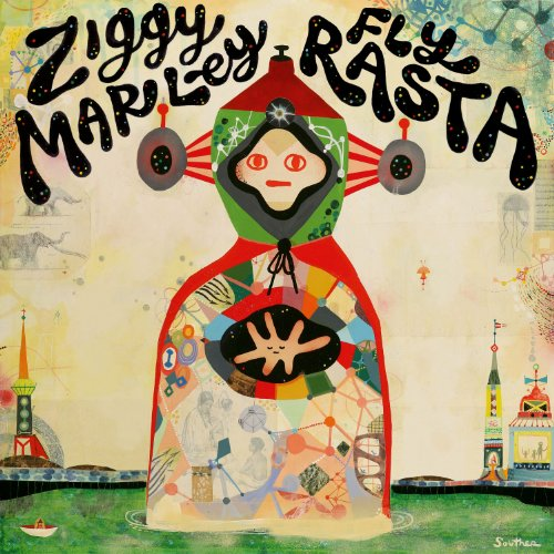 Ziggy Marley-Fly Rasta-CD-2014-YARD Download