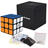 Coogam Qiyi Valk 3 Power Magnetic Speed Cube 3x3 Black The Valk3 M Puzzle Cube