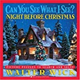 Can You See What I See? The Night Before Christmas: Night Before Christmas