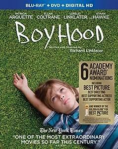 Boyhood (Blu-ray + DVD + Digital HD)