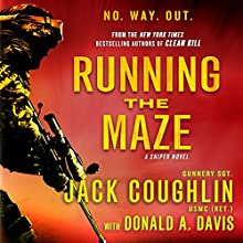 Running the Maze (       UNABRIDGED) by Jack Coughlin Narrated by Donald A. Davis