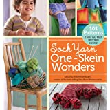 Sock Yarn One-Skein Wonders: 101 Patterns That Go Way Beyond Socks!by Judith Durant