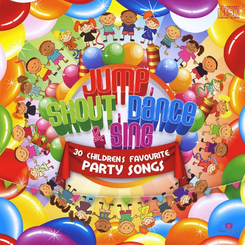 Jump Shout Dance & Sing 30 Children'S Songs front-206134