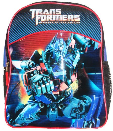 Transformers: Revenge of the Fallen Backpack with Motion Lights