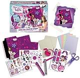 Diset - 46572 - Loisirs Créatifs - Cree Ton Journal Intime Violetta...