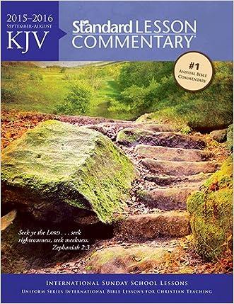 KJV Standard Lesson Commentary® 2015-2016