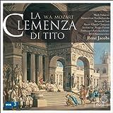 Mozart - La clemenza di Tito / Padmore · Pendatchanska · Fink · Chappuis · Im · Foresti · Freiburger Barcokorchester · Jacobs