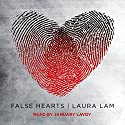 False Hearts Audiobook by Laura Lam Narrated by January LaVoy