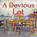 A Devious Lot: Antiques & Collectibles Mysteries, Book 5 Audiobook by Ellery Adams, Parker Riggs Narrated by Andi Arndt