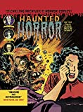 img - for Haunted Horror: Pre-Code Comics So Good, They're Scary (Haunted Horror Hc) book / textbook / text book