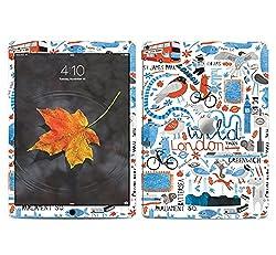 Theskinmantra Wild London SKIN/STICKER/VINYL for Apple Ipad Pro Tablet 12.9 inch